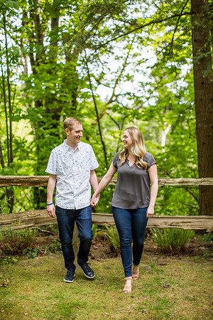 Stephanie and Kai's Engagement Session