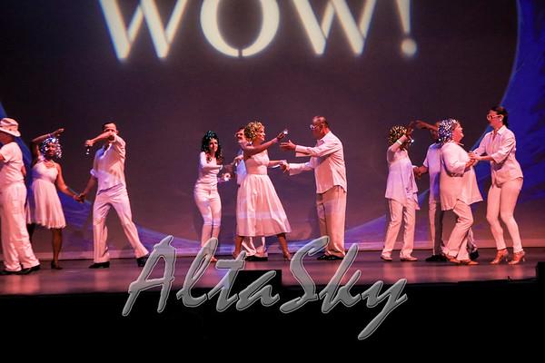 """""""WOW!"""" DANCE # 1 -10"""