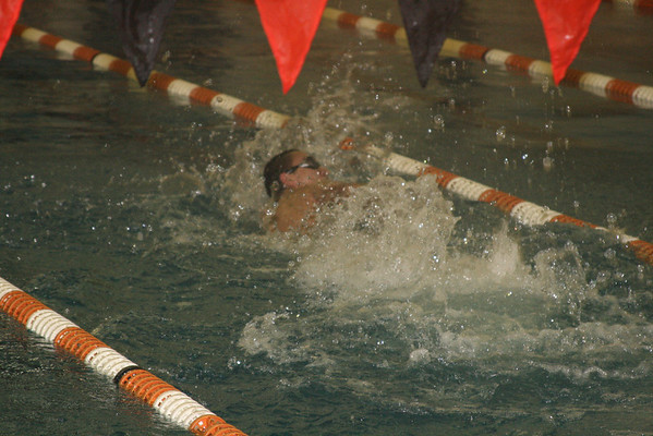 Varsity Swimming vs. Roanoke Catholic