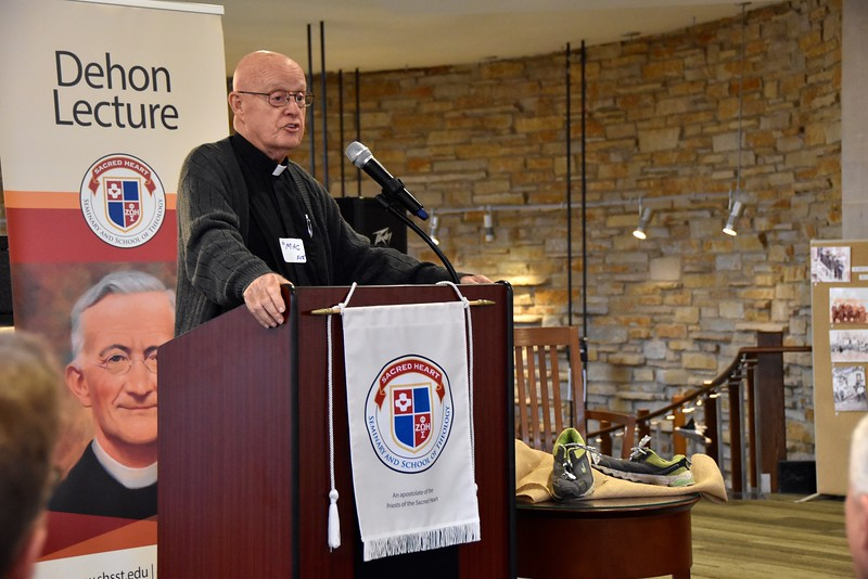 Fr. Richard MacDonald, co-chair of the North American Migration Committee
