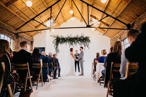 Danii and Alex - wedding