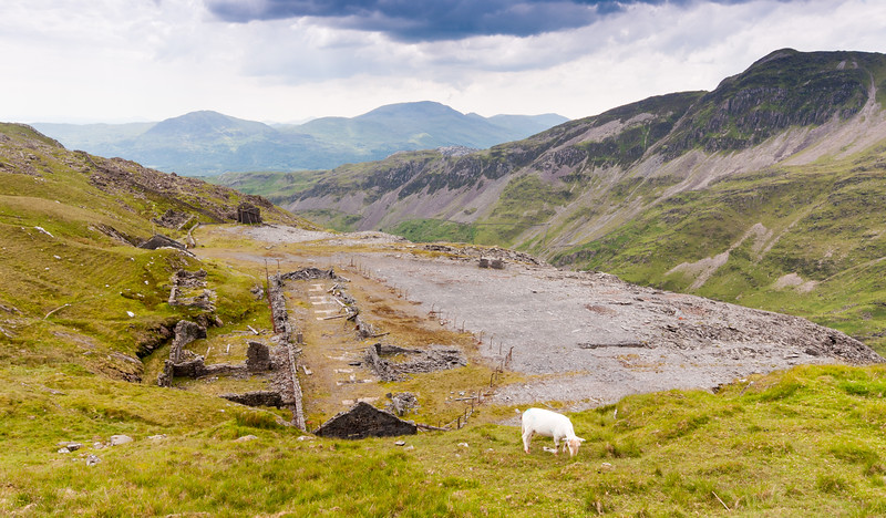 Croesor mine in #Snowdonia