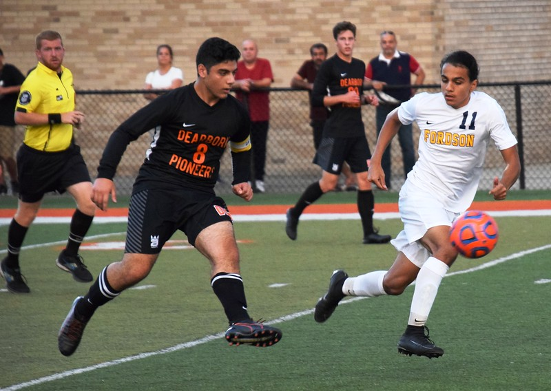 Dearborn High welcomed in Fordson on Tuesday night and defeated the Tractors by a score of 2-0. Alex Muller - For Digital First Media
