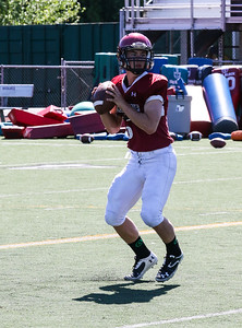 Eastlake Football Spring Practice