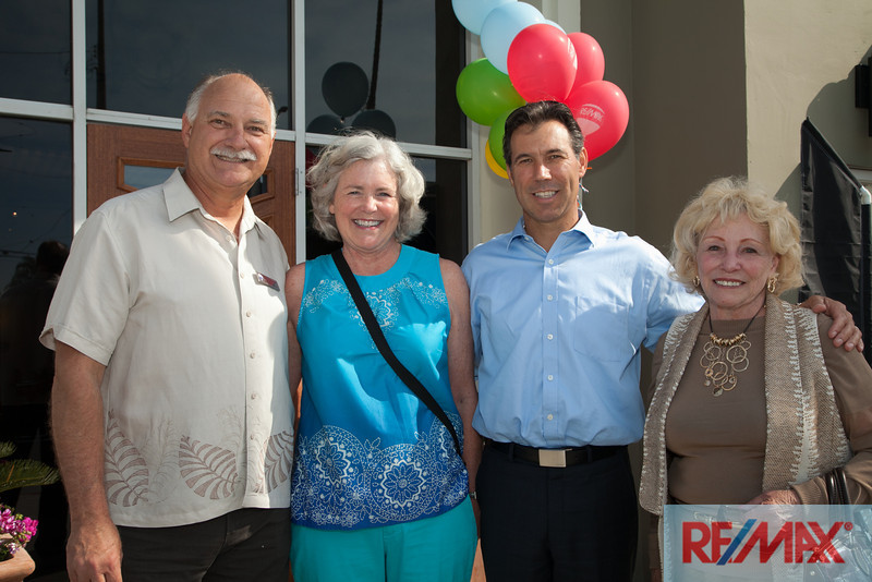 05.03.13  Grand Opening of Remax's new office