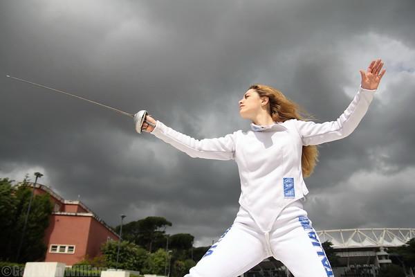 Eleonora Measso - Fencer