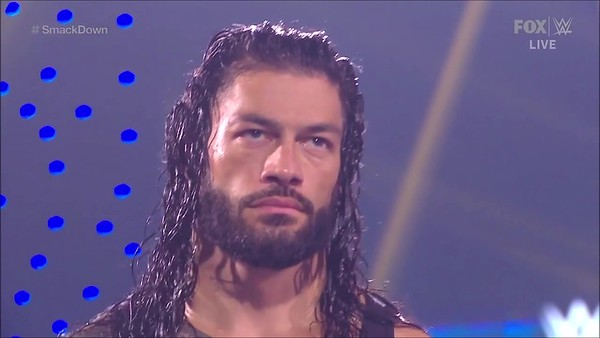 Roman Reigns - Screencaps / SD Oct. 16, 2020