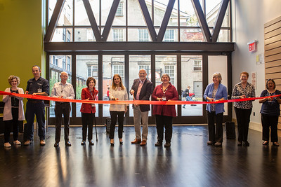 Faculty/Staff Ribbon Cutting Cermony | Oct. 15