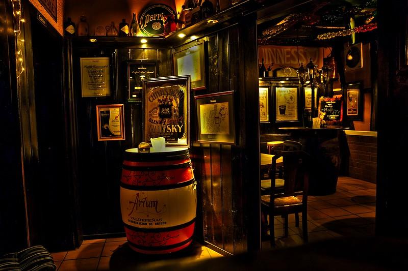 Bar in Dublin - Where to eat in Dublin Ireland