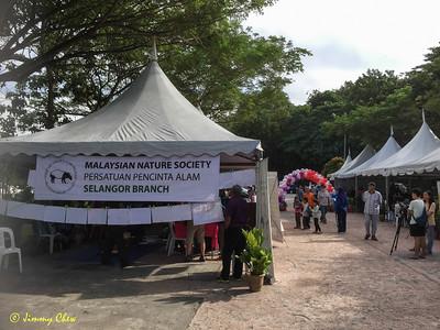 2018_07_14 MNS Selangor event at KDCF - Community Eco Festival