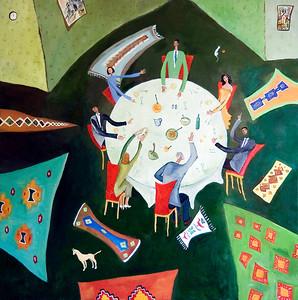 Gwen Freeman - Paintings