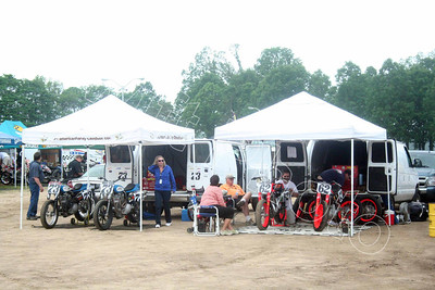 AMA Grand Nationals Motorcycles