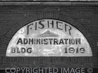 Fisher, IL (B & W)