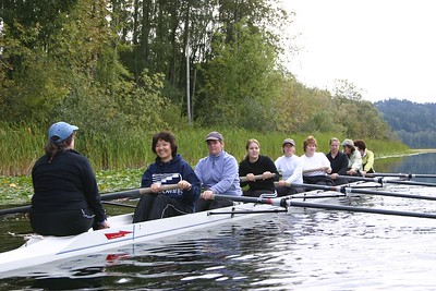 Learn to Row, September 2004