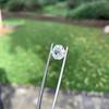 2.12ct Octagonal Flat Cut Diamond, GIA M VS2 23