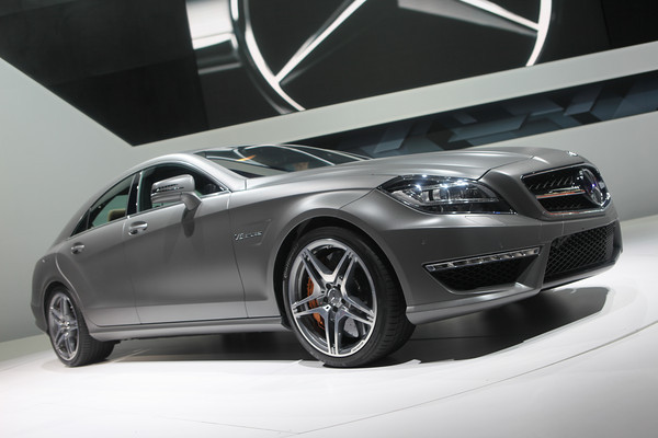 Mercedes Benz - 2010 LAAS