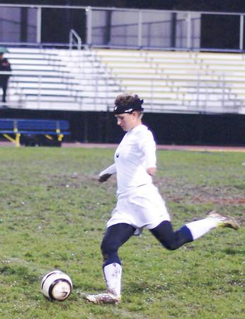 2011  Oakwood Varsity Girls vs Stivers