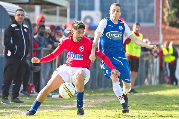 Gwelup Croatia SC v Western Knights SC