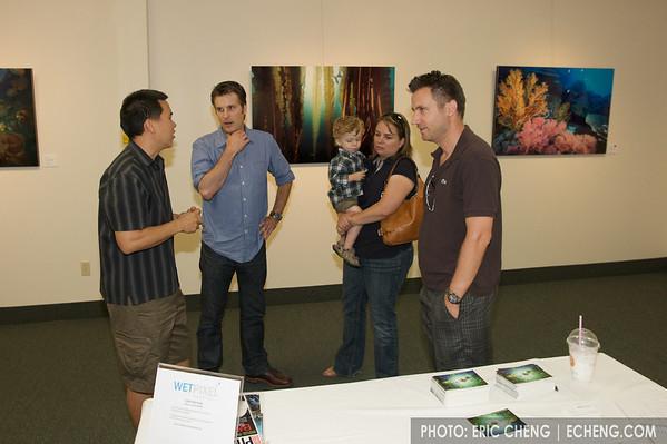 TACC Gallery Exhibition Reception, July 11, 2009