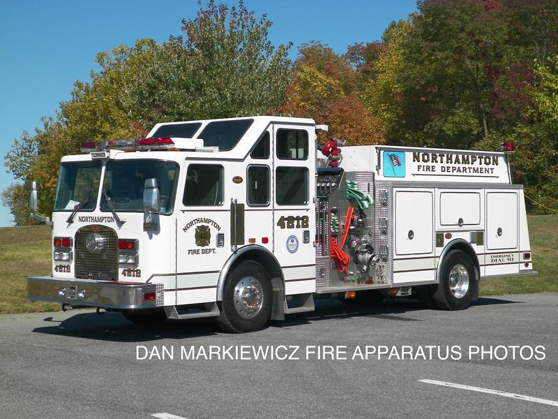 NORTHAMPTON FIRE DEPT.