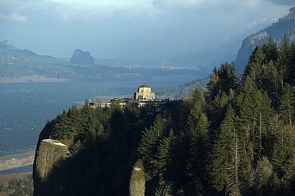 Vista House - Columbia Gorge