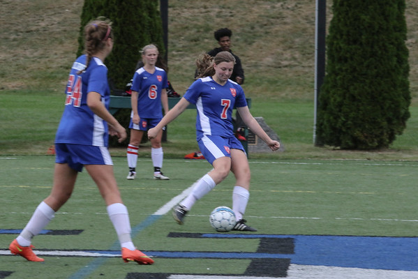 Girls' Varsity Soccer vs. New Hampton | October 1