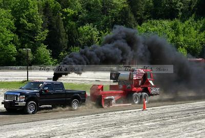 Legion Speedway Truck Pulls-06/02/18