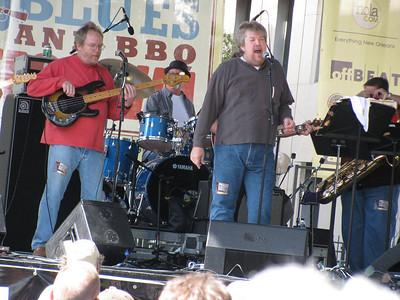 Crescent City Blues and Bar B Q 2009