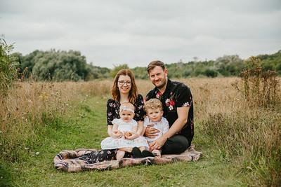 Chloe & Family