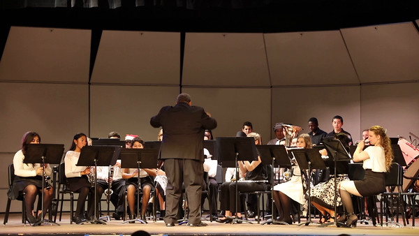 Freedom HS 2015 The Holiday Instrumental Concert