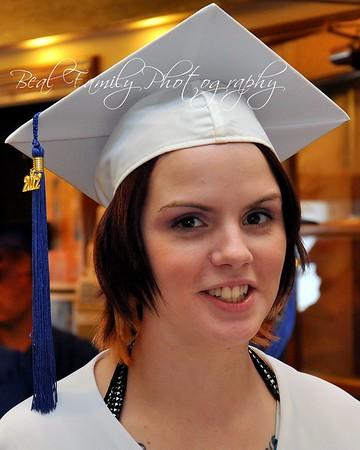 2012 Wilbur Graduation