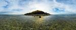 Low Tide on the Reef - Vomo - Fiji Islands