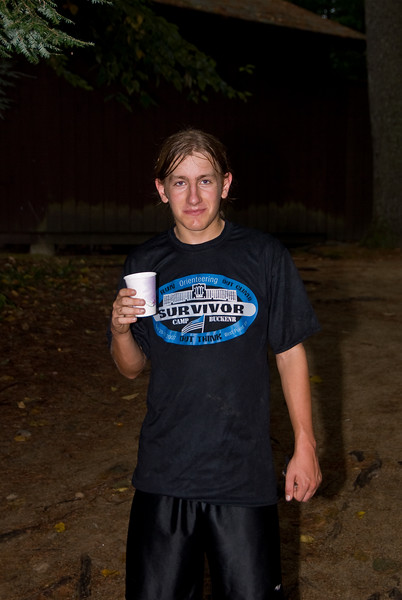 Amos Meeks after His Foot-O Course   (Sep 09, 2007, 09:34am)