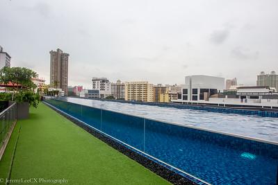 HIX Singapore Clarke Quay - Deluxe Queen