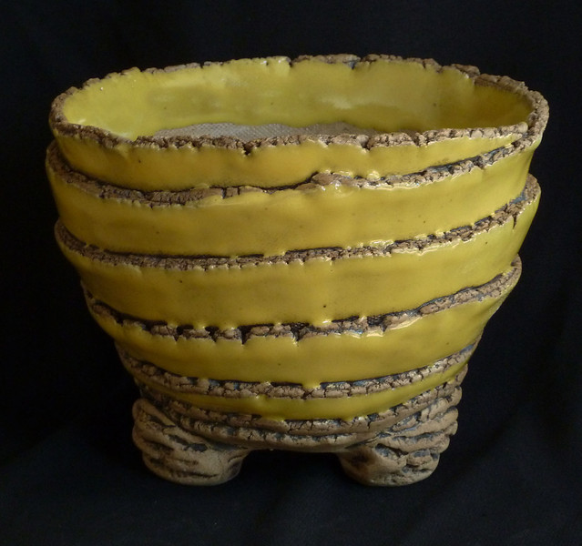 "#963 6"" round, 4 1/2"" deep, 5 1/2"" tall ***SOLD***"