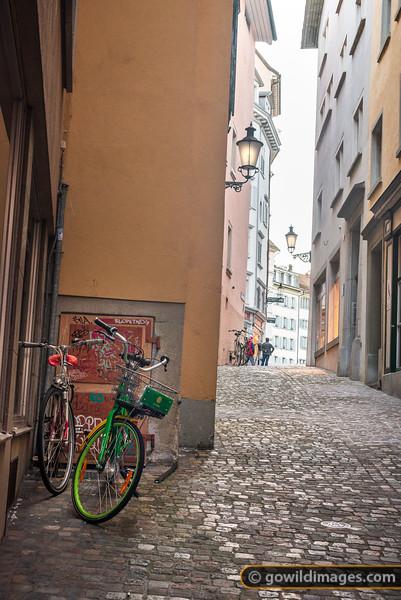 Car-Free Zurich
