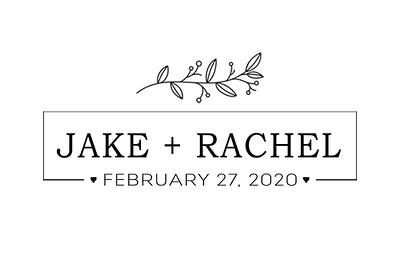 2020-02-27 Jake + Rachel