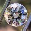1.03ct Round Brilliant Diamond GIA G VS2 EX EX EX 6