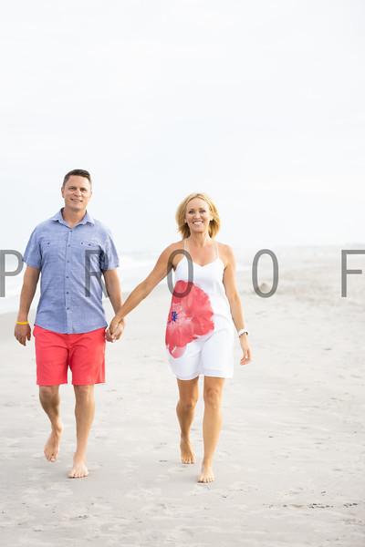 Boyd Family Beach Portraits 2021