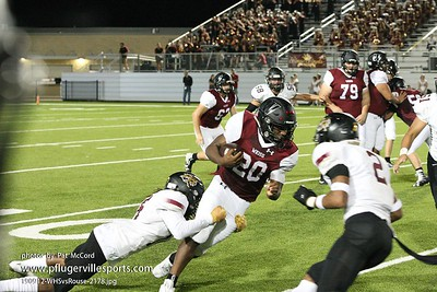 190912 Weiss Wolves vs Rouse Raiders
