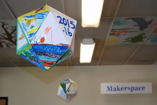 Imagination Icosahedrons