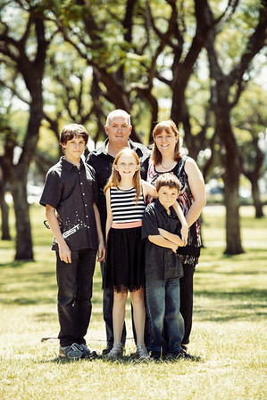 Catherine's Family Shoot