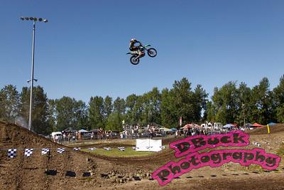 7-27-17 Thursday Night Motocross Anniversary Race - Pro Event