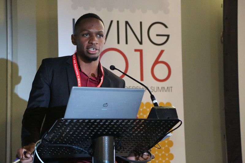 21st International AIDS Conference (AIDS 2016), Durban, South Africa. Presenter : Nicholas Niwagaba The Positive Leadership Summit  - Breakout Sessions Room BR6 Photo©International AIDS Society/Abhi Indrarajan
