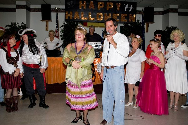 CSRA Shag Club - Halloween Party 2005