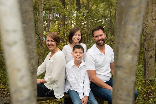 Yuzwak Family