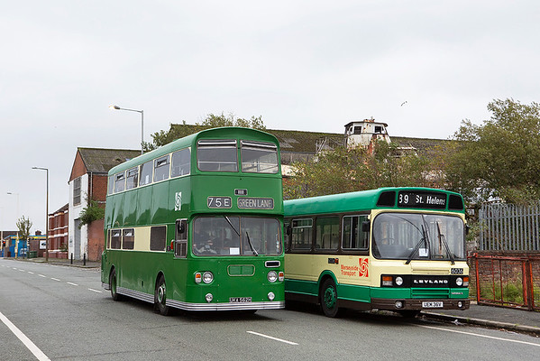 6th October 2019: Wirral Bus and Tram Show