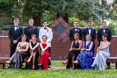 St Mary's Prom 2015