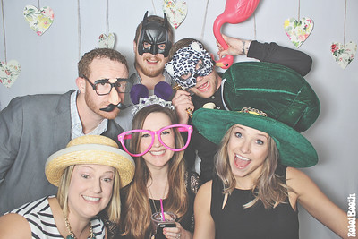 2-11-17 Chattanooga The Venue  PhotoBooth - Valentine's Bash - RobotBooth