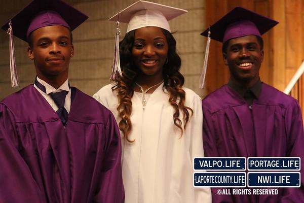 2015 Merrillville High School Graduation